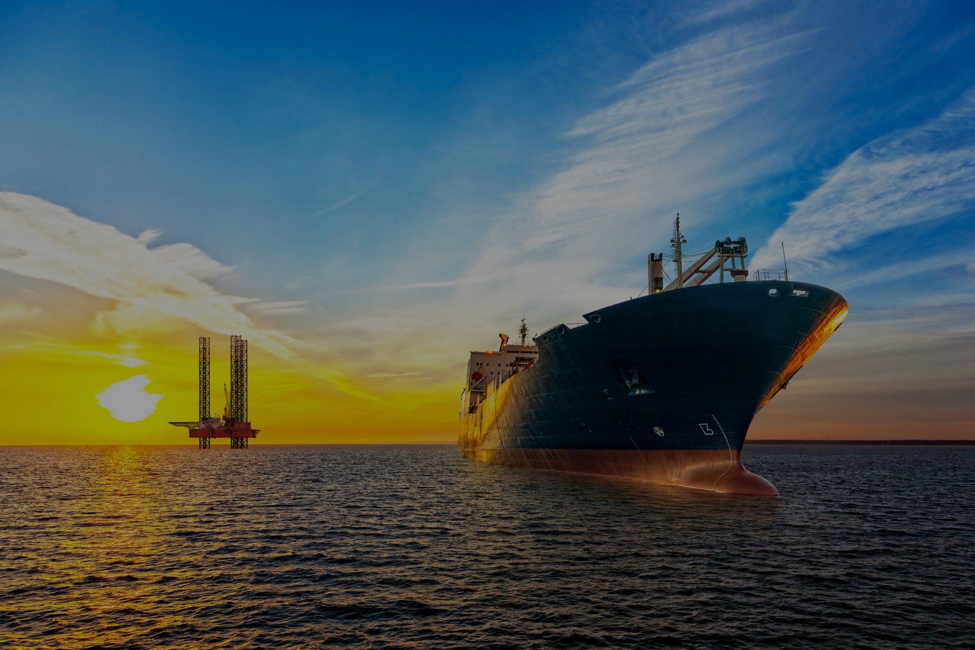 An investment opportunity in Shipping and Energy